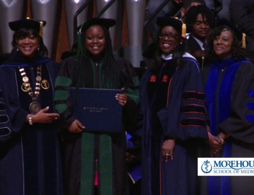 Morehouse School of Medicine 34th Commencement Exercises